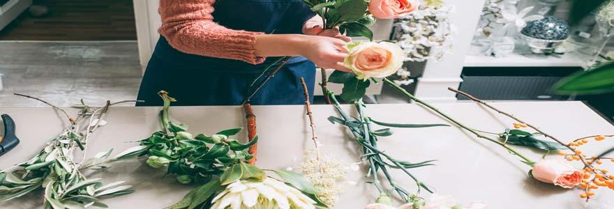 Fleuristes professionnels